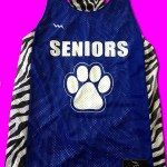 Seniors Racerback Pinnies
