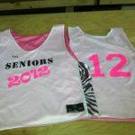 Zebra Reversible Jerseys