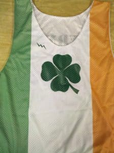 shamrock pinnies