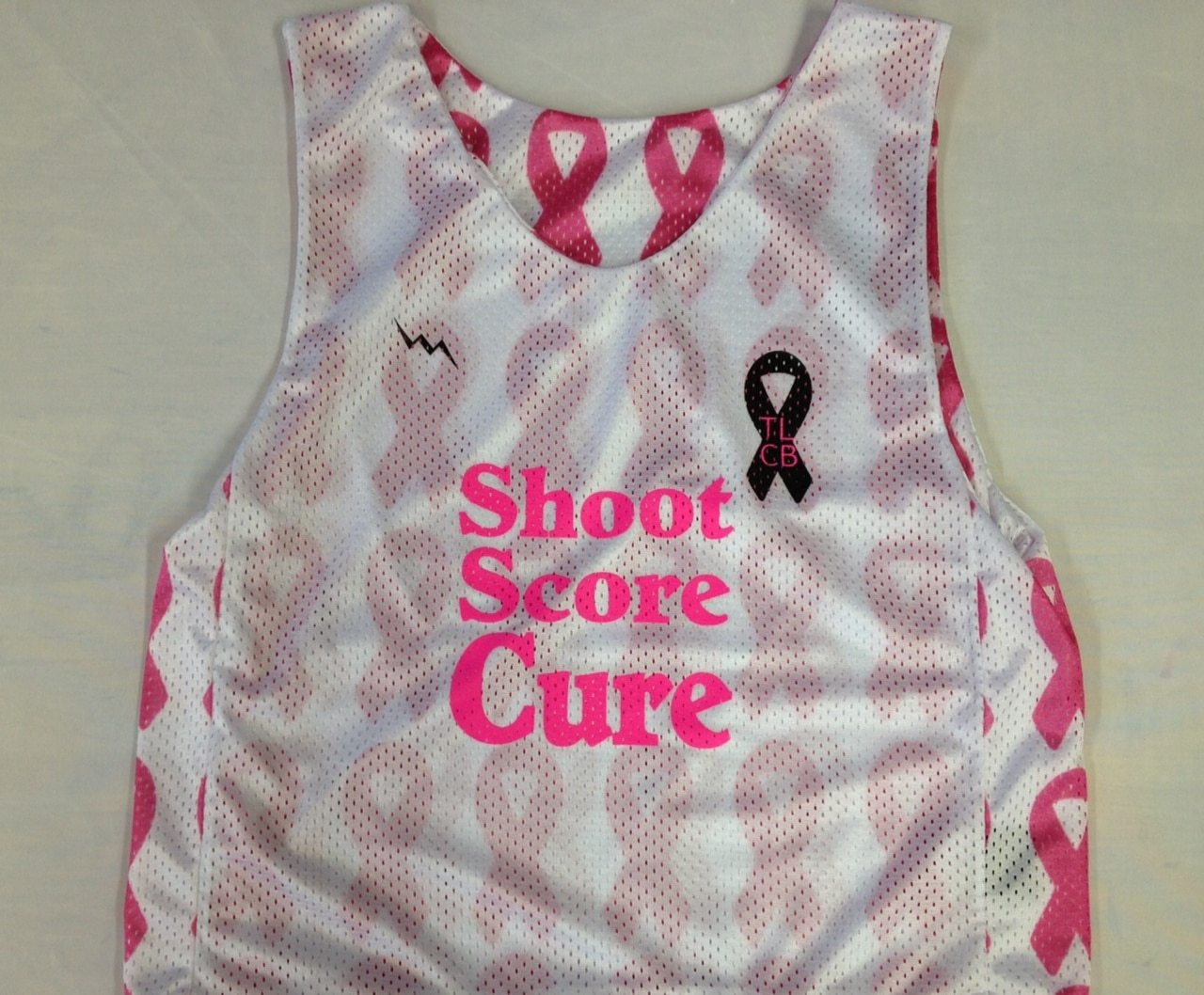 shoot score cure pinnies
