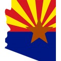 AZ Flag Logo