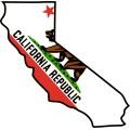 CA Flag Logo