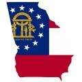 GA Flag Logo