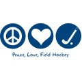 Peace, Love, Field Hockey