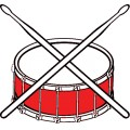 drum-with-sticks