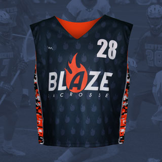 Sublimated Reversible Jerseys Men