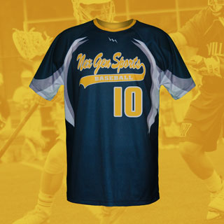 Sublimated Shooter Shirt