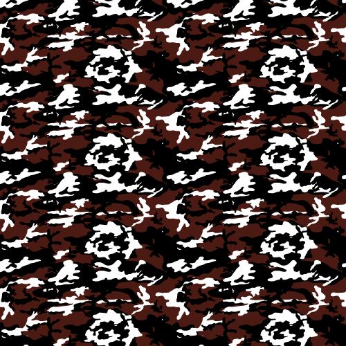 Maroon+Black+Camouflage