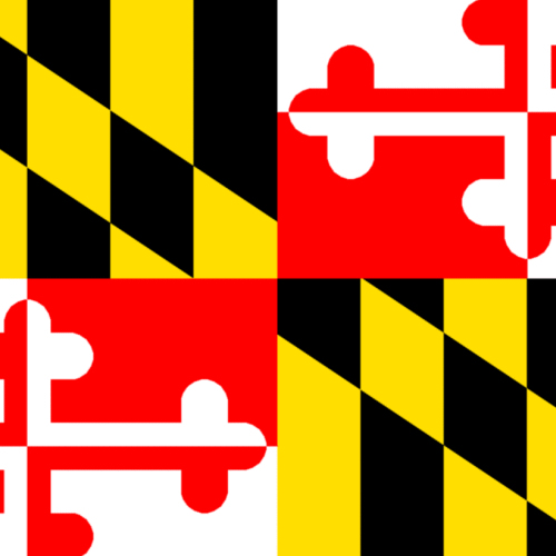 Maryland+Flag+2+(Add+$4.75)