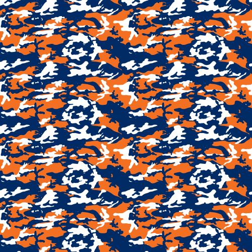 Orange+Blue+Camouflage