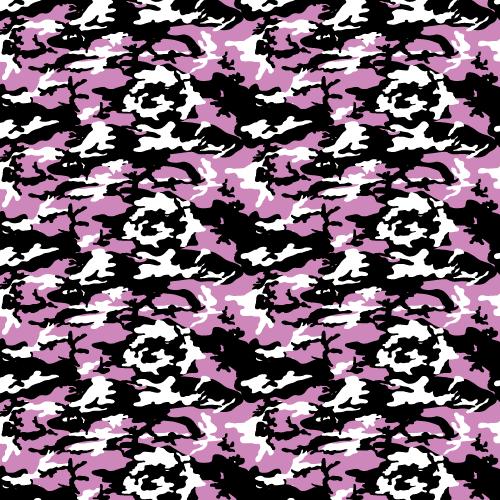 Pink+Black+Camouflage