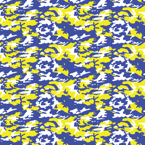 Royal+Blue+Yellow+Camouflage