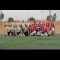 US Embassy Lacrosse Team Baghdad