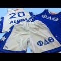 Sublimated Lacrosse Pinnies - Sublimated Lacrosse Shorts
