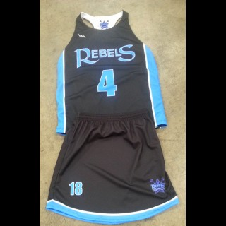 Girls Lacrosse Uniforms