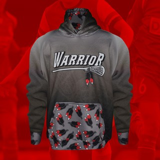Sublimated Hooded Sweatshirts