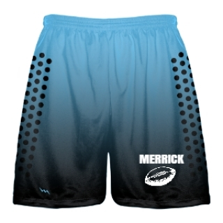 Custom Football Shorts