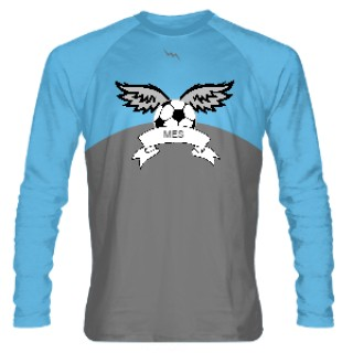 Long Sleeve Soccer Jerseys Maryland