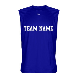 Sleeveless Football Practice Shirts