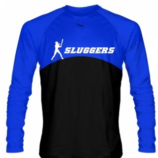 Long Sleeve Softball Jerseys