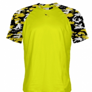 Camouflage Shooter Shirts