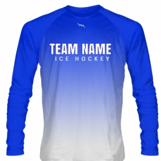 Long Sleeve Hockey Shirts