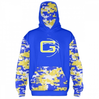Custom Basketball Sweatshirts