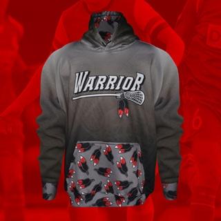 Custom Lacrosse Sweatshirts