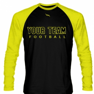 Long Sleeve Football Shirts