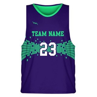 Sublimated Basketball Jerseys Design Five Astro Series