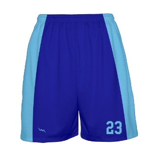 Basketball Shorts With Side Panels Design 2