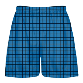 Grid Lacrosse Shorts
