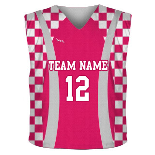Collegiate Cut Sublimated Jersey - Design 7