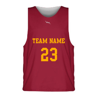 Sublimated Basketball Jerseys Plain