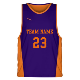 Sublimated Basketball Jersey Classic Series PG