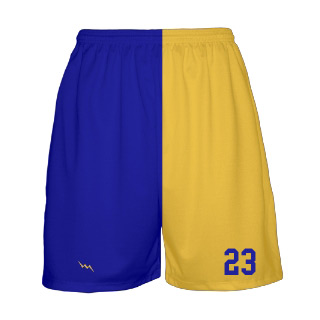 Mens Basketball Shorts - Sublimated Basketball SG