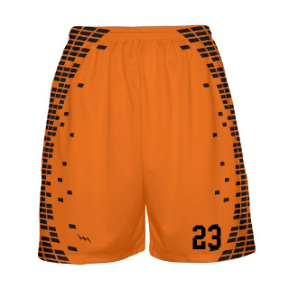 Mens Basketball Shorts - Sublimated Basketball SF
