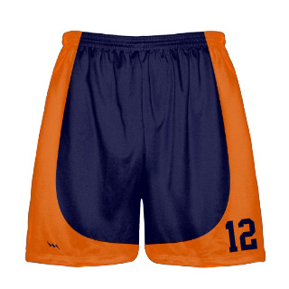 Dye Sublimated Lacrosse Shorts -Design 4