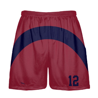 Sublimated Lacrosse Shorts - Design 1