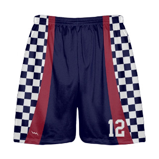 Design 7 - Custom Lacrosse Shorts