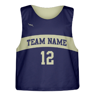 Sublimated Lacrosse Reversible - Striker 1