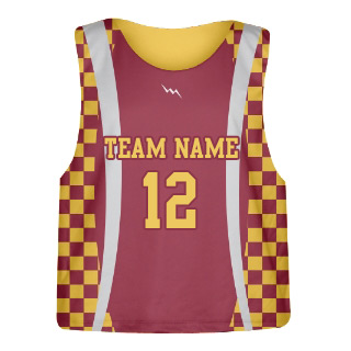 Reversible Lacrosse Pinnies - Design 7