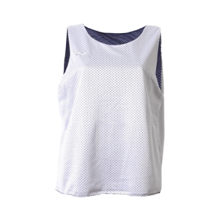 Girls Pinnie - Plain Reversible Jersey