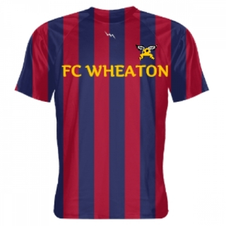 Soccer Jersey Striped
