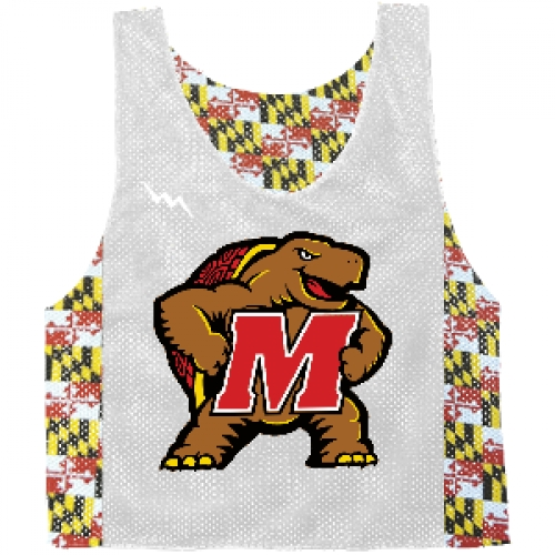 Maryland+Lacrosse+Pinnies