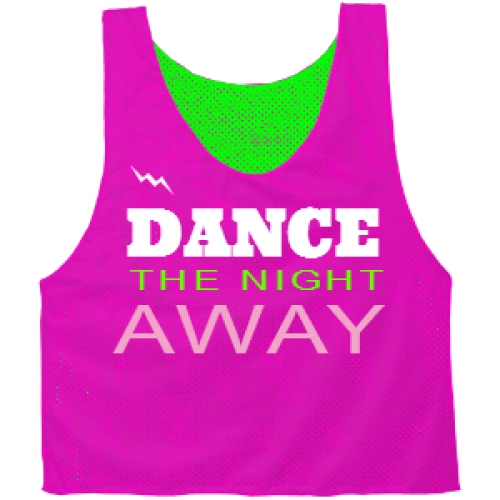 Dance+Pinnies+-+Customize+Dance+Team+Pinnies