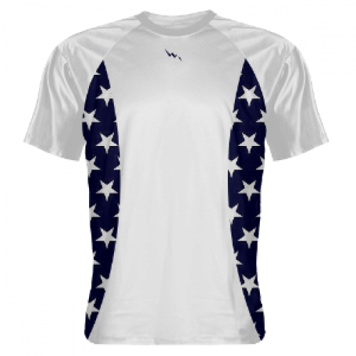 Shooting+Shirts+Star+Sides+White