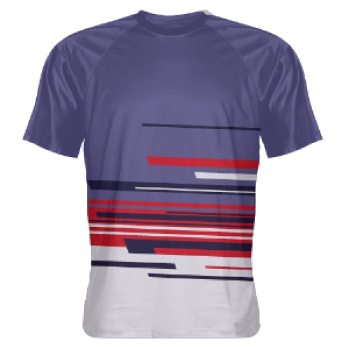 Purple+Navy+Abstract+Shooter+Shirts