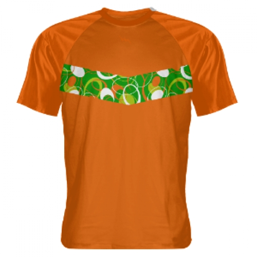 Orange+Lacrosse+Shooter+Shirts+-+Custom