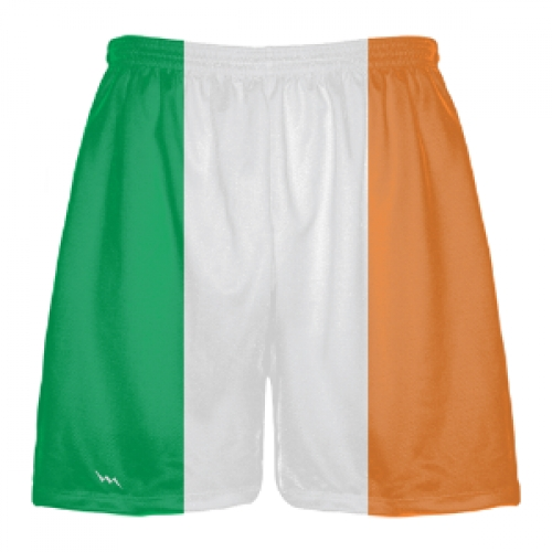 Irish+Flag+Shorts